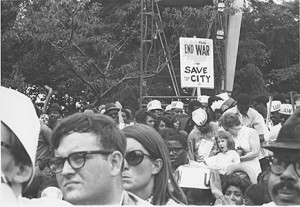 One of the events that shaped the Washington, D.C. that we know today was the Poor People's March in March 1968. (Photo: Smithsonian Anacostia Museum)