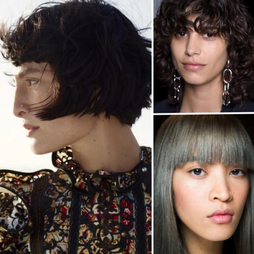 Adir Abergel predicts 2016 will be the year of bold haircuts and bobs. (Photos @karimsadili, NARS and Pinterest)