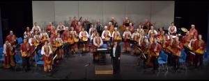 Do you know what a balalaika is? Find out at the Washington Balalaika Society's concert at the JCC of Northern Virginia (Photo: Washington Balalaika Society)