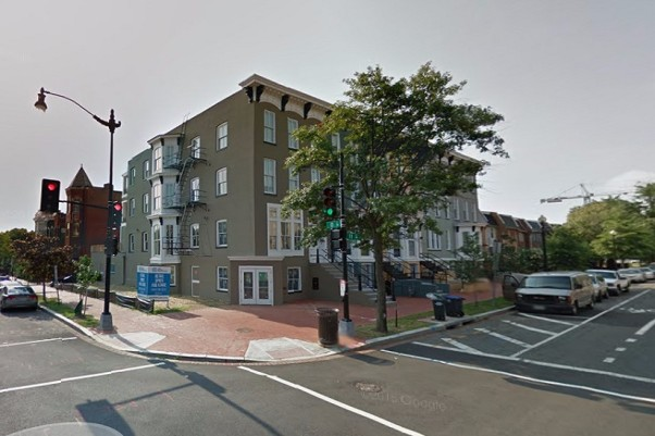 The future home of Eat Well DC's The Bird in Shaw. (Photo: Google Maps)