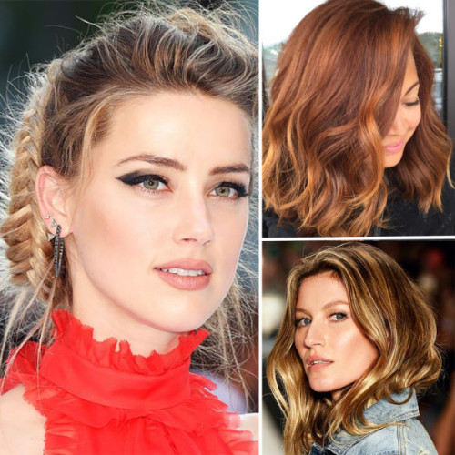 Daniel Moon believes platinum will be popular along with natural highlights. (Photo: Getty Images and Pinterest)