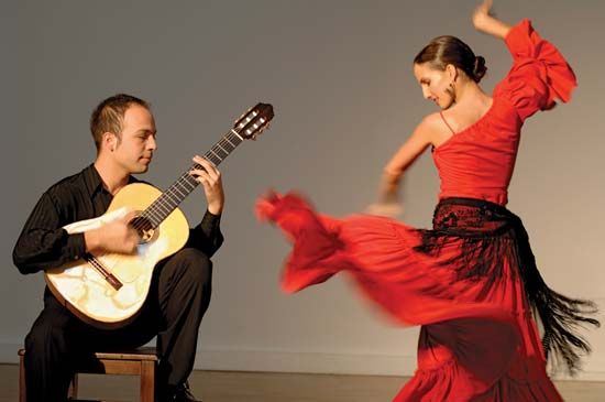 Vinoteca will offer a flamenco dancing paired with Spanish wine series from 7-10 p.m. Sundays. (Photo: Getty Images)