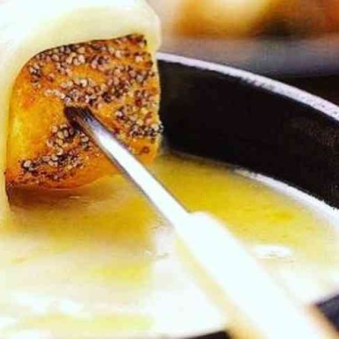 Garrison is serving a Winter Cheese Fondue Pop-Up on its patio and in its front bar Tuesday-Thursday. (Photo: Garrison)