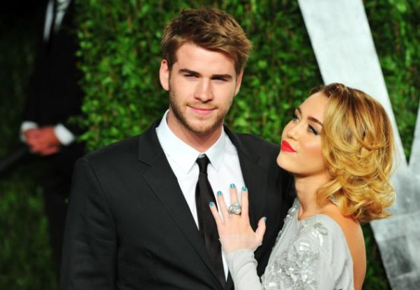 Wishing Liam and Miley the best of luck as they give love a second chance. (Photo: Getty Images)
