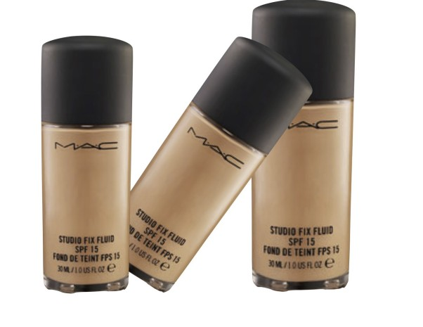 Mac Studio Fix Fluid Foundation provides protection from the sun and a great full coverage foundation for your makeup. (Photo: MAC)