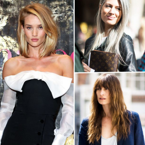 Marie Robinson thinks hair colors will be more natural in 2016. (Photos: Adam Katz Sinding and Vanessa Jackman)