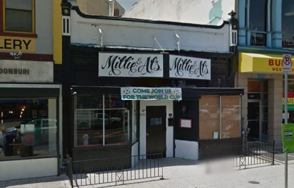 Millie & Al's dive bar and restaurant is for sale for $1.8 million. (Photo: Google Maps)