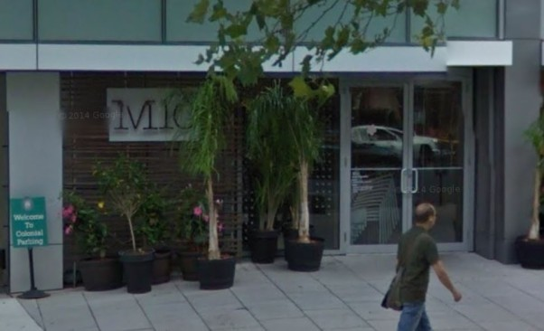 Mio Puerto Rican restaurant closed on New Year's Eve near Thomas Circle after nine year. (Photo: Google Maps)