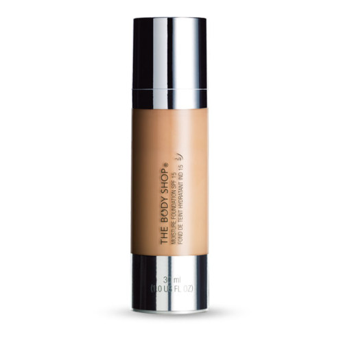 The Body Shop Moisture Foundation (Photo: The Body Shop)