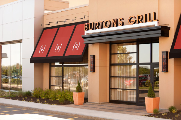 Burtons Grill & Bar is slated to open in March in Alexandria's Hilltop Village Center near Wegman's. This Burtons is in Peabody, Mass. (Photo: Boomerang)