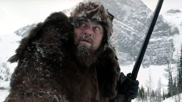 """The Revenant,"" which received 12 Oscar nominations, moved into first place at the box office last weekend. (Photo: Kimberly French/20th Century Fox)"