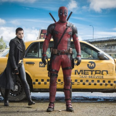 Deadpool remained on top for a third week, beating Gods of Egypt. (Photo: Joe Lederer/Marvel)