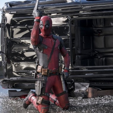 Deadpool held on at the top of weekend box office for a second week. (Photo: Joe Lederer/Marvel)