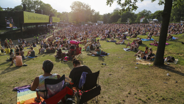 The Sweetlife Festival returns to Merriweather Post Pavilion on May 14. (Photo: Kaitlin Newman/Baltimore Sun)