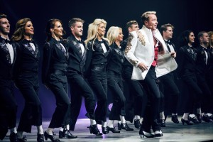 Michael Flatley bring is farewell performance <em>Lord of the Dance: Dangerous Games</em> to the EagleBank Arena at 7:30 p.m. Friday. (Photo: Lord of the Dance)