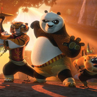 Kung Fun Panda 3 was number 1 at the box office for the second weekend in a row. (Photo: Dreamworks Animation)