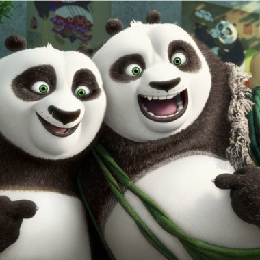 Kung Fu Panda 3 debuted in first place in the box office over the weekend. (Photo: DreamWorks Animation)