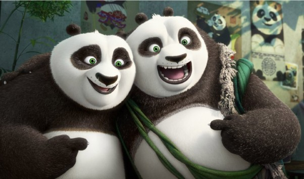 <em>Kung Fu Panda 3</em> debuted in first place in the box office over the weekend. (Photo: DreamWorks Animation)