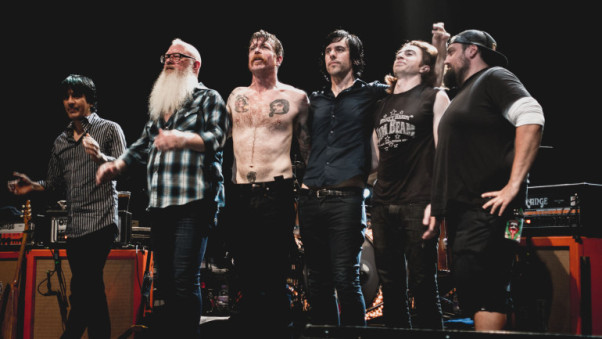 This year's Sweetlife Festival includes Eagles of Death Metal, who's November concert at Le Le Bataclan in Paris became the site of a terrorist attack that left more than 90 dead. (Photo: Paul Hudson/Flickr)