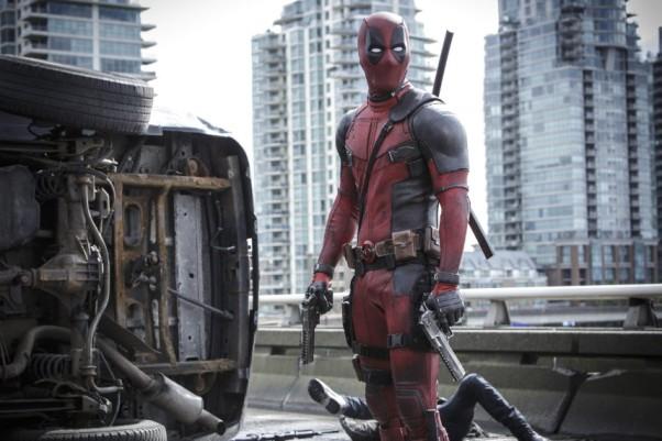 """Deadpool"" starring Ryan Reynolds broke several records its opening weekend. (Photo: Joe Lederer/Marvel)"