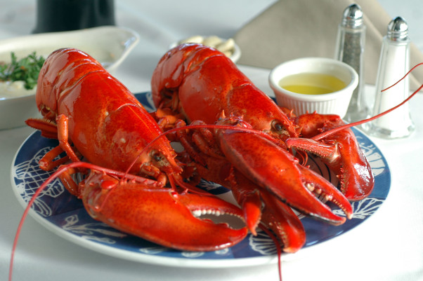 Three area Legal Sea Foods will offer two lobsters and two sides for $29.95 on Leap Day. (Photo: Bill Nye)