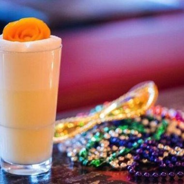 Special drinks include the Ramos Gin Fizz. (Photo: Black Jack)