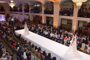 The Capital Bridal Affair will feature a bridal fashion show at 3 p.m. Sunday. (Photo: Rodney Bailey)