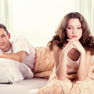 Avoid sexual frustration by talking about when you are ready to take your relationship to the next level. (Photo: Shutterstock)