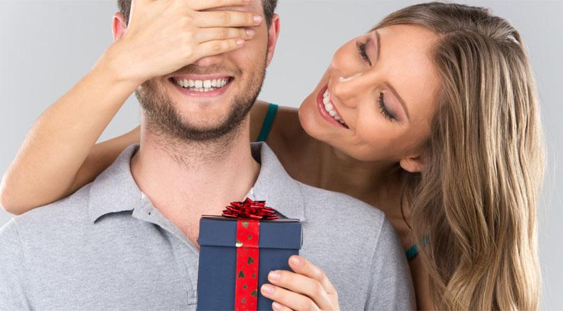 Как сделать чтобы любовник дарил подарки 9