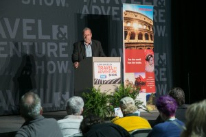 A list of notable keynote speakers is just the beginning of the things to explore at the D.C. Travel & Adventure Show. (Photo: Travel & Adventure Show)