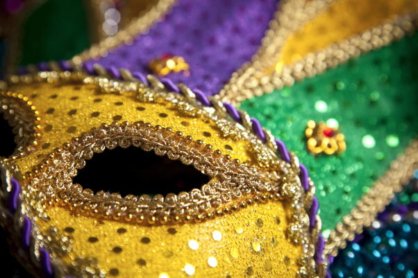 Central will give the person with the most creative mask a free dinner for two. (Photo: Stock)