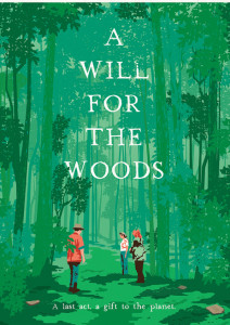 "Catch a screening of the ""A Will for the Woods"" at Congressional Cemetery. (Photo: A Will for the Woods)"