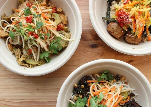 ShopHouse opens in the Downtown Silver Spring development on Friday. (Photo: ShopHouse/Facebook)