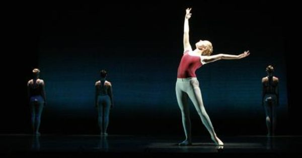 Students from dance departments at American University and George Washington University are set to perform this Friday at the Kennedy Center. (Photo: American University, dance department)