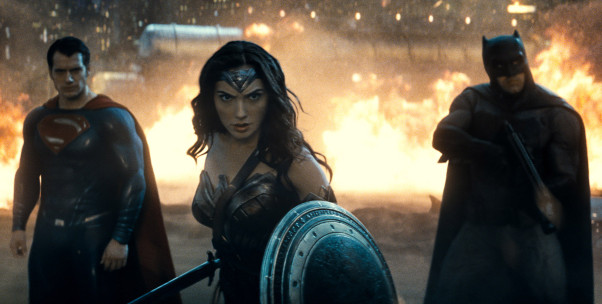 """""""Batman v Superman: Dawn of Justice"""" set several records taking in $166.01 million last weekend. (Photo: Clay Enos/D.C. Comics)"""