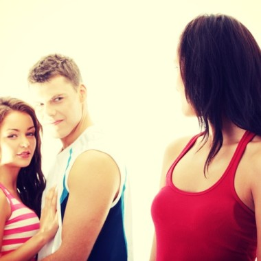 Admit it, you love it when you ex downgrades. (Photo: Shutterstock)