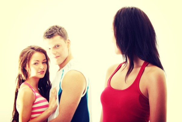 Admit it, you love it when you ex downgrades. (Photo: Shutterstock)