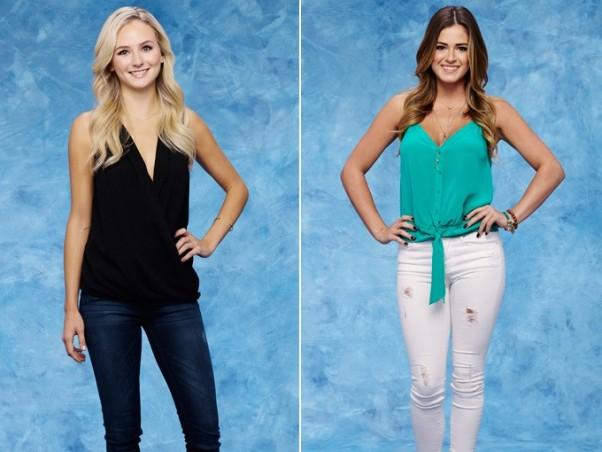 """Lauren Bushness and JoJo Fletcher both delivered different types of love this season on """"The Bachelor."""" (Photo: Getty Images)"""