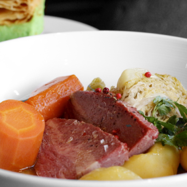 "Central will be serving corned beef and cabbage ""pot-au-feu."" (Photo: Central)"