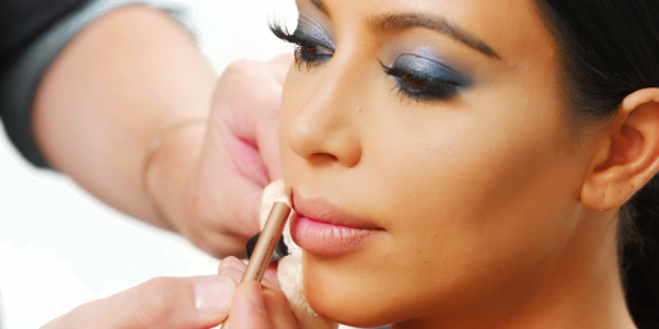 Contouring can be simple and really makes a difference in your overall look. (Photo: kimkardashianwest.com)