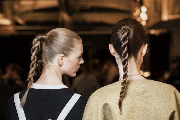 These sleek braids are easy to pull off for an everyday look. (Photo: hji.co.uk)