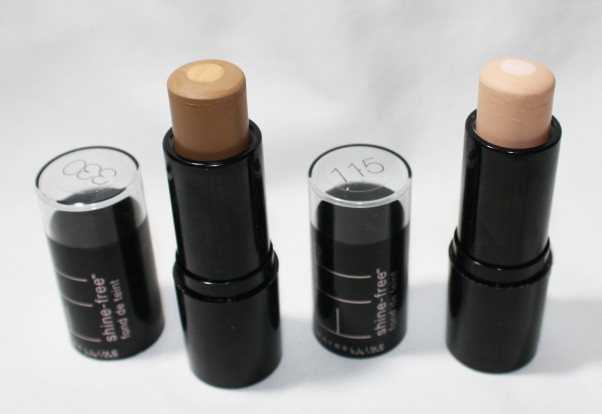 You can create a contoured look with Maybelline's Fit Me Shine Free Foundation for less than $15. (Photo: lifebetterblonde.wordpress.com)