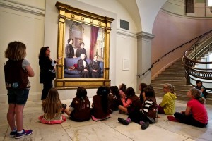 Enjoy a day of free activities at local museums celebrating Museum Day Live!  (Photo: The National Portrait Gallery)