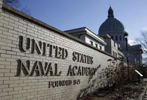 Tour the U.S. Naval Academy during Maryland Day weekend. (Photo: Navy Times)