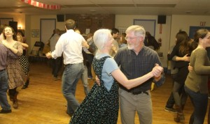 The D.C. Square Dance Collective holds its Great American Square Dance Revival on Saturday. (Photo: NC Squares)