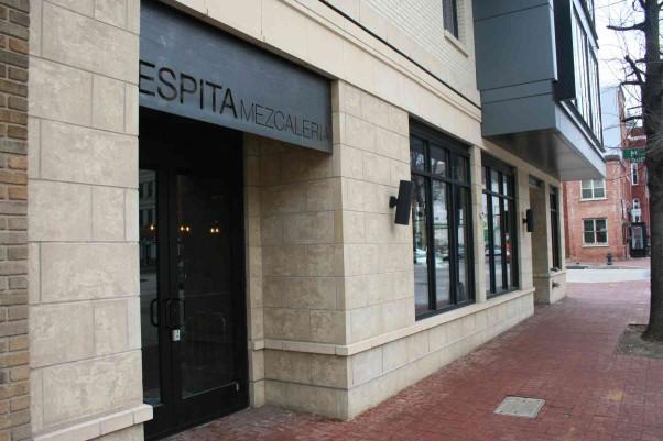 Espita Mezcaleria opened Tuesday in Shaw. (Photo: Mark Heckathorn/DC on Heels)
