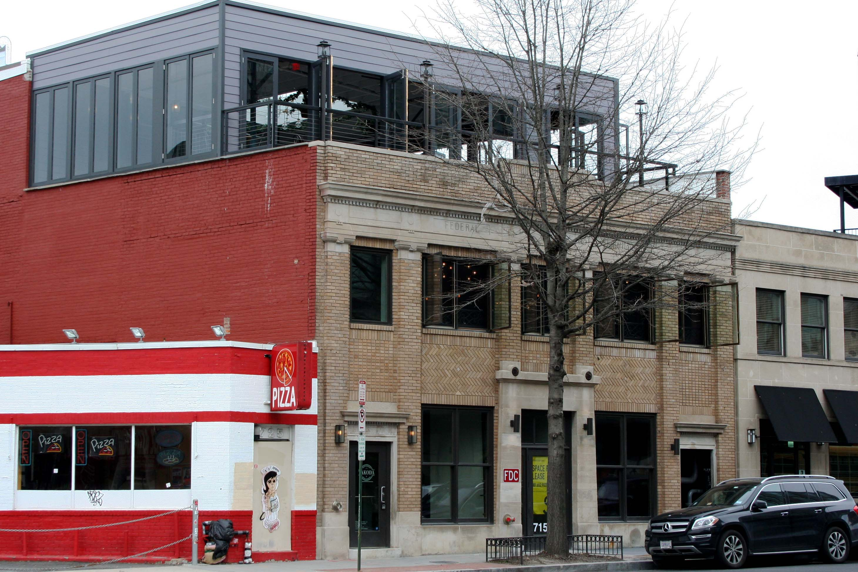 Takoda Opens With Rooftop Views Of Shaw Dc On Heels