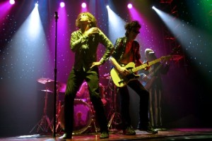 Chris LeGrand personifies Mick Jagger as a part of Satisfaction: The International Rolling Stones Show. (Photo: Satisfaction)