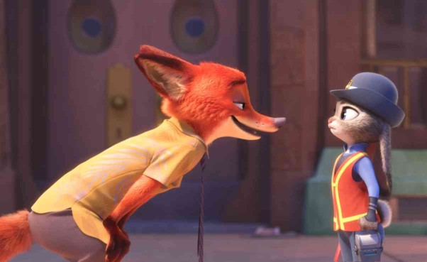 """Zootopia"" led the weekend box office with $51.34 million. (Photo: Disney)"