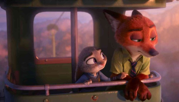 """Zootopia"" remained at the top of the weekend box office for the third week, beating ""The Divergent Series: Allegiant."" (Photo: Disney)"